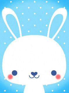 Kawaii Bunny - By Luli Bunny