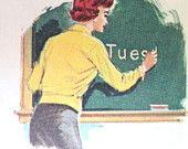 I love vintage teachers! @@@@......http://www.pinterest.com/pyoung306/vintage-school-days/