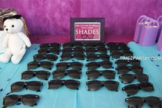 """""""Future so bright, you will have to wear shades"""" Graduation party ideas."""