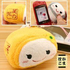 Strapya World : Fujiko Chan Plush Doll as Petit Pillow