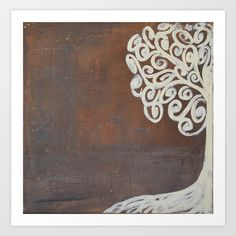 tree+of+life+Art+Print+by+melissa+lyons+art+-+$22.88 @Molly Brown - made me think of you!