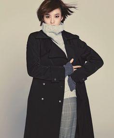 Han Hyo-joo // InStyle Korea // September 2013