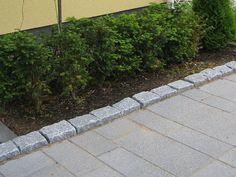 Granittinoppa reunakivenä