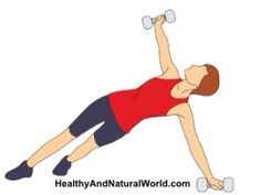 T-plank -Breast exercises