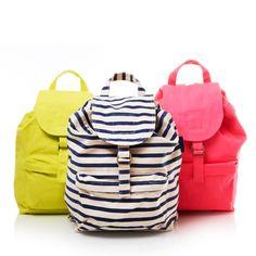 Backpacks from Baggu
