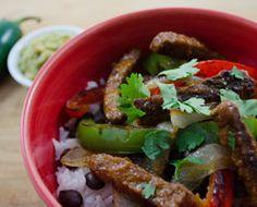 Chipotle Adobo Fajita Bowl recipe