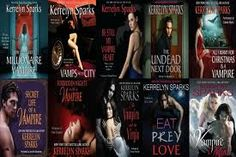 """Love at Stake Series..."" by Kerrelyn Sparks"