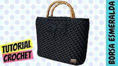 "www.youtube.com/watch?v=7bCF2s6xVTMTutorial uncinetto borsa ""Autumn"" | Punto foglia | How to make a crochet bag || Katy Handmade - YouTube"