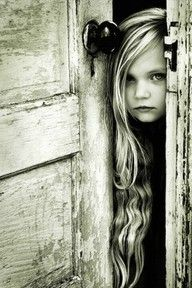 me as a little girl, peaking out my bedroom door to watch E.R. episodes... it was on past my bed time and I was fascinated with the show