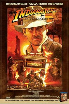 Indiana Jones this was the best of the 4 movies!