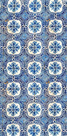 tiles for the home .. X  ღɱɧღ ||  Portuguese glazed tiles