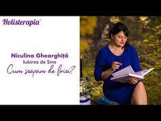 """Niculina Gheorghiţă la Viaţa in Armonie, 22 februarie 2015 - """"Cum scăpăm de frici. Iubirea de Sine"""" - YouTube 22 Februarie, Blog, Blogging"""