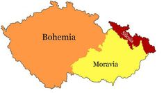 """Czech Republic is often called """"the heart of Europe"""" as it lies in the middle of this continent. You can see its location on the map below. ..."""