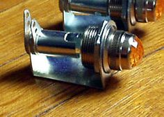 Stewart-Warner-AMBER-faceted-lens-dash-gauge-panel-light-Hot-Rod-5-8-DIALCO