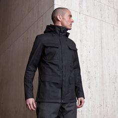 Waterproof Field Jacket