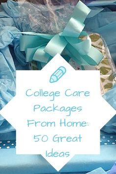 As freshmen, nothing puts a smile on our faces quite like knowing we have college care packages on the way. It starts with an email notification that a package has arrived at the mailroom and is available to be picked up that afternoon