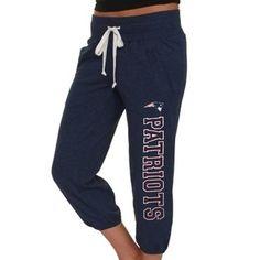 #Patriots Ladies Flashback Pants