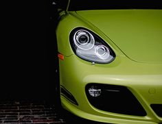 Porsche. Sem mais.
