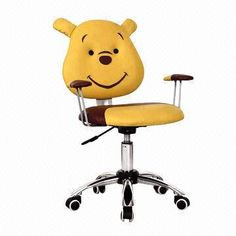 POOH Computer Chair (the only pooh I'd ever sit on, lol)