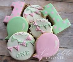 Image result for shabby chic cookies