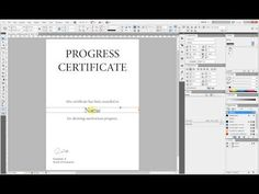 InDesign Tip - automatically flow text into new pages using a master page - YouTube