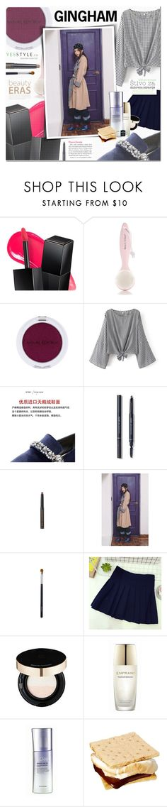 """""""yesstyle"""" by pankh ❤ liked on Polyvore featuring Chlo.D.Manon and Enprani"""