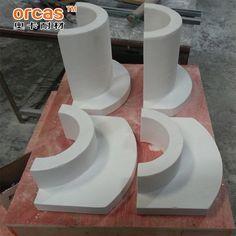 ORCAS AK-34 Special-shaped refractory ceramic fiber tube Ceramic Fiber, Orcas, Tube, Shapes, Ceramics, Ceramica, Killer Whales, Pottery, Ceramic Art