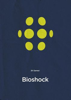 Minimalist Bioshock. YES.