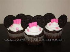 Minnie Mouse Birthday Cake Decorations | Cake Decorating Tips