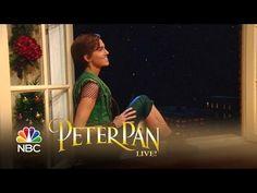 Peter Pan Live! - Neverland (Highlight) - YouTube
