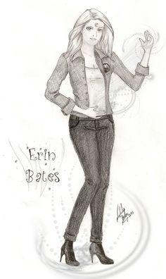 Erin Bates  House of Night