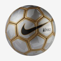 LOW BOUNCE FOR THE COURT The Nike Duro Reflect Soccer Ball features a reflective, hand-stitched casing and low bounce, making it perfect for the small-sided game. Benefits - Traditional hand-stitched