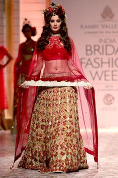 Actor Evelyn Sharma for http://FalguniShanePeacock.com/ @ Aamby Valley India Bridal Week, (Dec ) 2013 ... India Today Photo: Yogen Shah