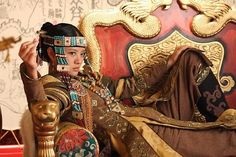yanie02: HSDS Mainland 2009: Fighting against The Mongolian Warrior Princess