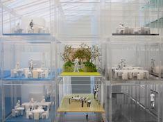Herzog & de Meuron Wins Competition for Royal College of Art Center