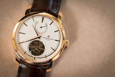 FOUND: The First Vacheron Constantin 14-Day Tourbillon Available In The US