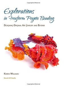Explorations in Freeform Peyote Beading: Designing Original Art Jewelry and Beyond von Karen Williams http://www.amazon.de/dp/0692244549/ref=cm_sw_r_pi_dp_KAITwb0ND1872