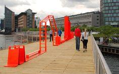Skinny Playscape, Kalvebod Brygge Copenhagen, JDS Architects, 2013