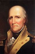 George Rogers Clark credited with founding Loville - bro. to William Clark of Lewis and Clark Expedition.