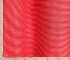 Red Thermal Fabric 4 Way Stretch Polyester Spandex Lycra 10 Oz 58-60""