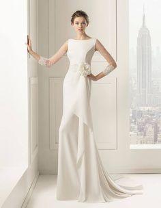 Modelo SAETA de la colección Rosa Clará 2015 /