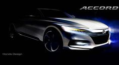 Debut mundial Honda Accord 2018 el 14 de julio por YouTube - http://autoproyecto.com/2017/06/debut-mundial-honda-accord-2018-el-14-de-julio.html?utm_source=PN&utm_medium=Pinterest+AP&utm_campaign=SNAP