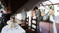 Joel Smallbone and Moriah Peters' wedding.  I really just want an adorable amazing wedding like this.