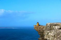 Did you study abroad in the past year? Submit one of your best travel photos to our annual photo contest! Clare Ireland, Foot Drop, Cliffs Of Moher, Study Photos, Photo Contest, Travel Photos, Farmer, Fence, Outdoor