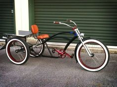 Custom Trike …