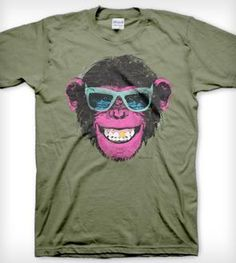Mr. Chimp T-shirt
