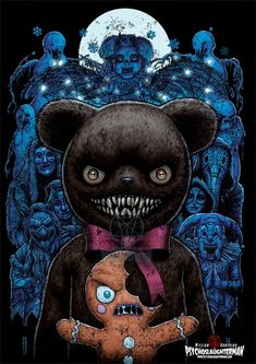 Krampus Print sold by PsychoSlaughterman. Dark Christmas, Merry Christmas, Diy Halloween Decorations, Halloween Diy, Krampus Movie, Horror Artwork, Creepy Pictures, Goth Art, Arte Horror