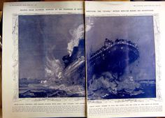 4 de Mayo 1912 Titanic