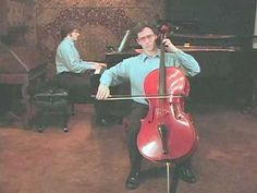 The Rice Brothers play Ave Maria (their cello-piano arrangement of the Schubert version) - YouTube