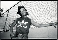 The Man Behind the Most Iconic Portraits of Skaters, Punks, and Rappers   Ice-T, Los Angeles. Circa 1986.  Glen E. Friedman    WIRED.com